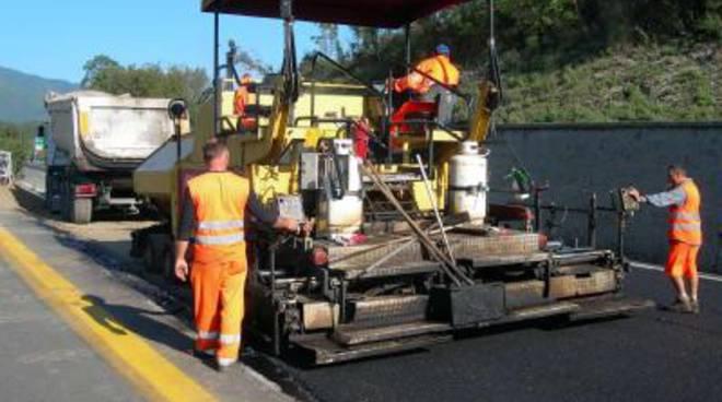 Sicurezza: manutenzione stradale a Maccarese e a Palidoro