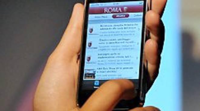 Il Comune di Roma sbarca su iPhone