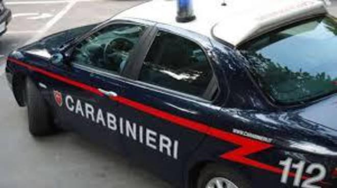 Topo d'auto arrestato dai carabinieri di Vitinia