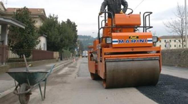 Lavori di manutenzione straordinaria su via san carlo for Lavori di manutenzione straordinaria