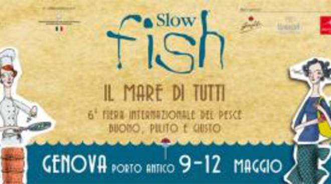 Latina a Slow Fish Genova 2013