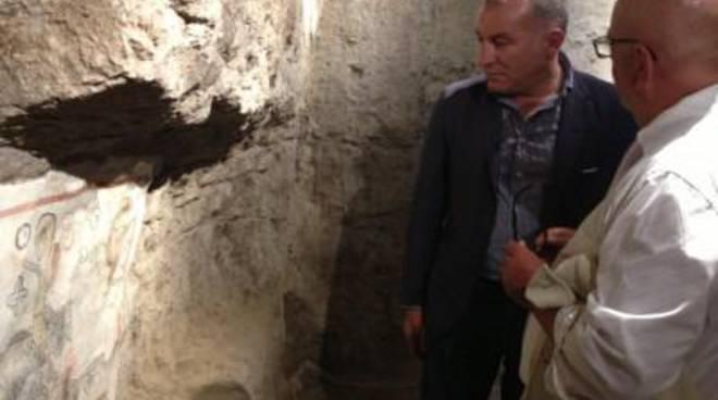 Monsignor Semeraro in visita ad Ardea