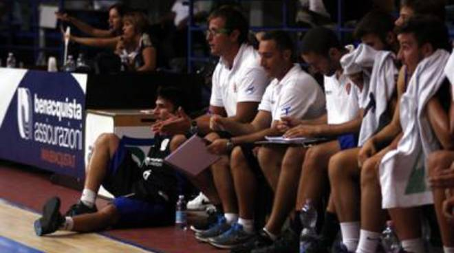 Latina basket, scontro d'alta quota a Pescara