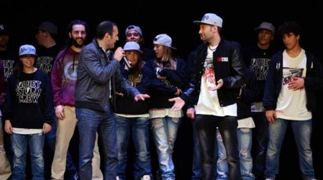 """Dance to the music, Hip Hop Choreographic Competition"", un successo"