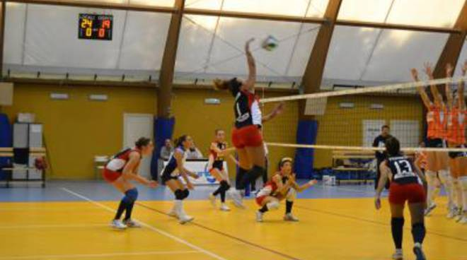 Volley, prima sconfitta per l'Under 16 di Canale 10 Ostia