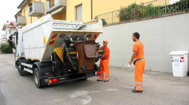 Ad Anzio estensione del progetto di raccolta dei rifiuti porta a porta