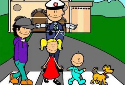 Festa di San Benedetto, educazione stradale in piazza<br />