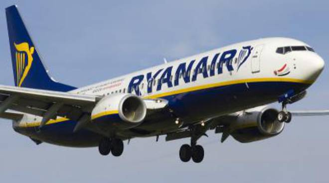 Ryanair aumenta le frequenze giornaliere