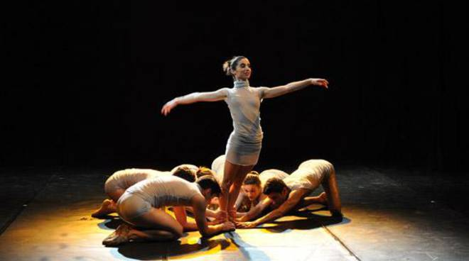 Tarquinia, la danza è di scena al Chiostro San Marco