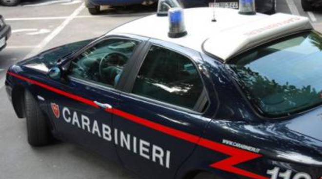 Fiumicino, pusher arrestato dai carabinieri di Ostia<br />