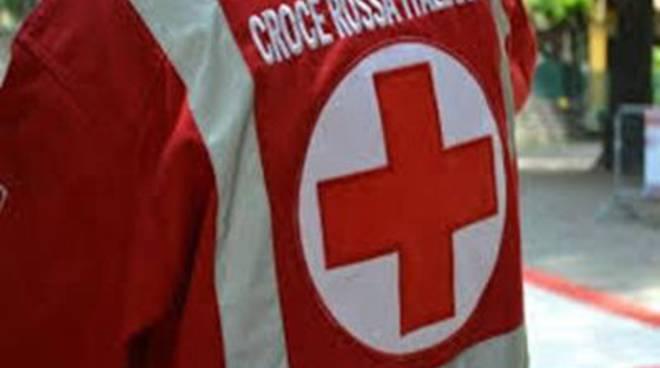 Gli 80 annidella Croce Rossa Italiana di Latina