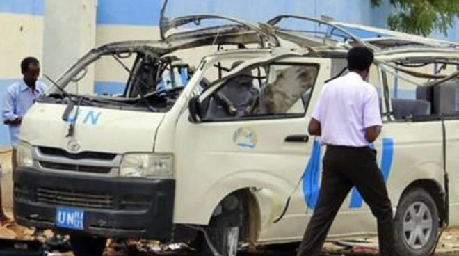 Attentato in Somalia, tra le vittime 4 operatori Unicef
