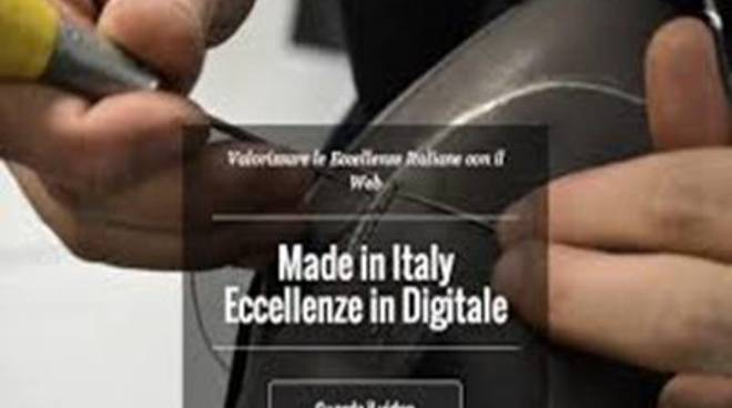 "Camere di Commercio: 92 borse di studio con il bando ""Made in Italy – Eccellenze in digitale"""