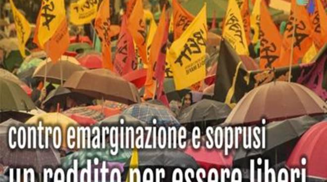 Campagna: 100 giorni per un reddito di dignità contro la povertà e le mafie
