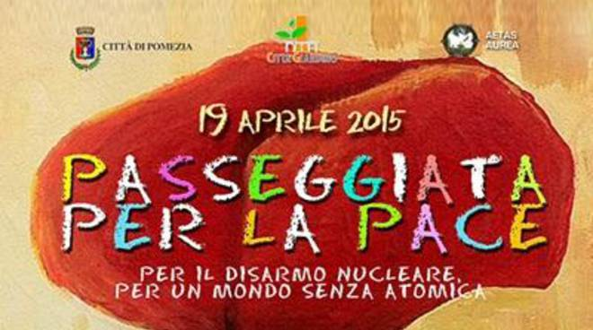 Campagna di Senzatomica,dedicata al tema della pace e del disarmo nucleare