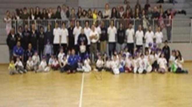 Festa di Pasqua per i campioncini del Latina Basket