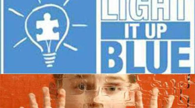 Giornata Mondiale Autismo: Light It Up Blue
