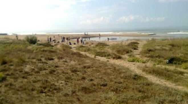 Giornata per la mobilità dolce nella riserva del litorale