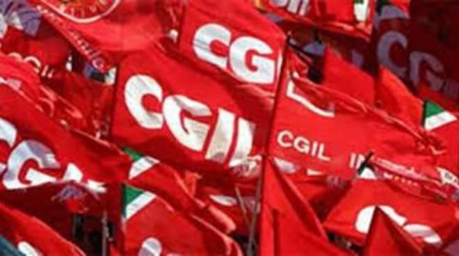 Gli auguri della Cgil a tutti i lavoratori coinvolti nella crisi occupazionale