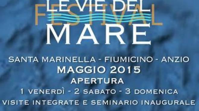 """Il Lazio celebra le sue perle con il Festival """"Le Vie del Mare"""""""