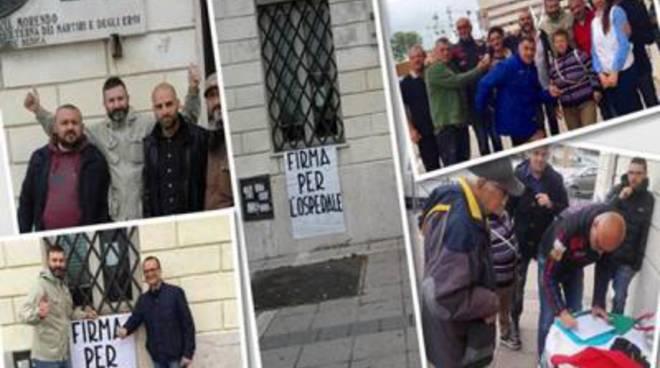Ospedale San Giovanni di Dio, il Sindaco incontrail Presidente della Regione Lazio
