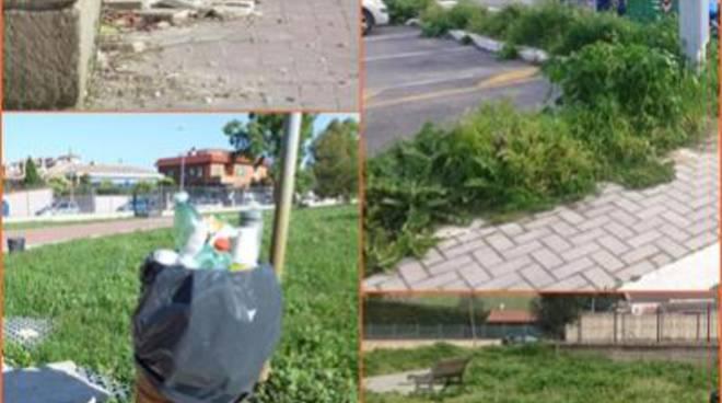 Parchi off limitstrasformati in residenza per i senza tetto