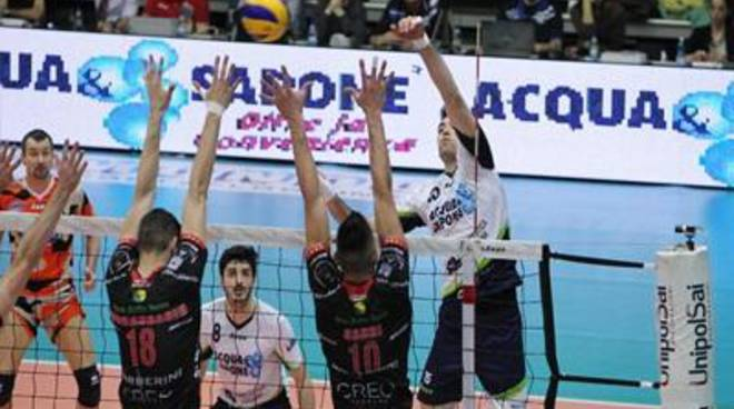Playoff, è la Lube l'avversaria della Top Volley