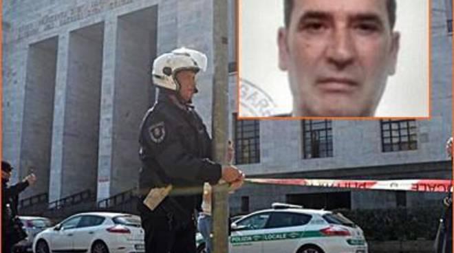 Strage di Milano, udienza di convalida per Giardiello