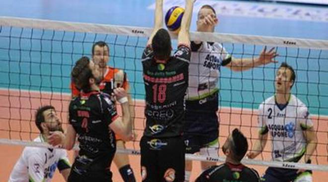Top Volley, primo atto dei playoff in campo a Civitanova