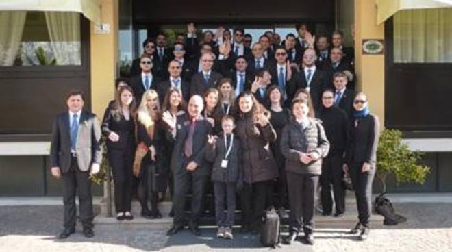 XVII Concorso Bandistico Internazionale di Riva Del Garda,podio perla Banda Rossini