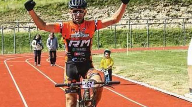 Angelo Guiducci si laurea campione regionale cross country