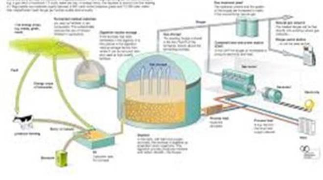 Biogas,La Regione Lazio chiede il parere del Sindaco in base all'urbanistica