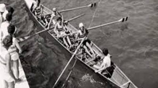 Campionati Italiani Universitari di canottaggio e canoa albacino remiero di Sabaudia