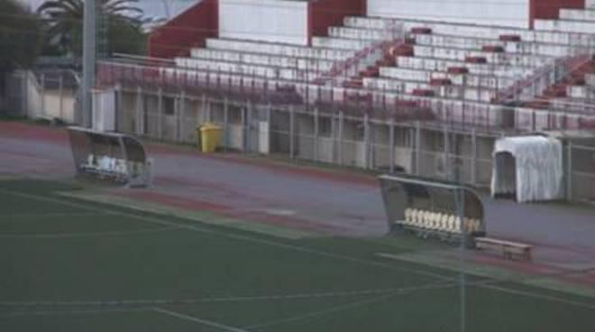 Campo Riciniello, la Giunta Mitrano al lavoro per la copertura parziale della tribuna
