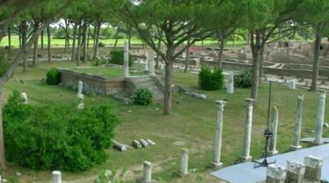 Comitato Promotore del Parco Archeologico Fiumicino - Ostia Antica. 1° anno di attività