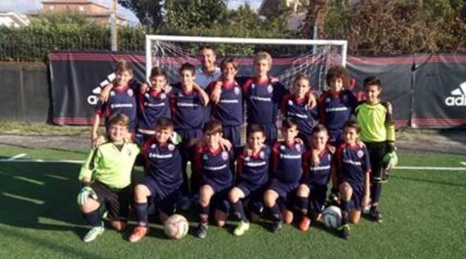 Fiumicino Calcio, Weekend da incorniciare per i giovanissimi