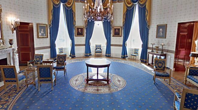 Furti alla Casa Bianca, piccoli oggetti come souvenir