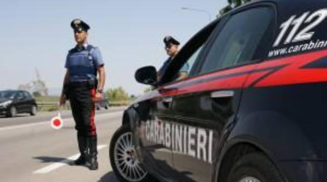 Giro di vite dei Carabinieri contro i reati predatori