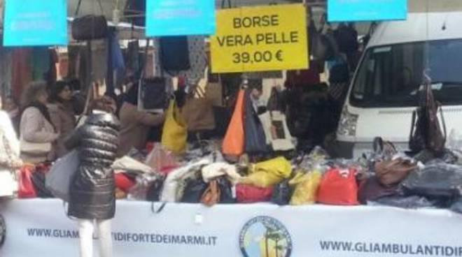 Gli Ambulanti di Forte dei Marmi arrivano a Montalto di Castro