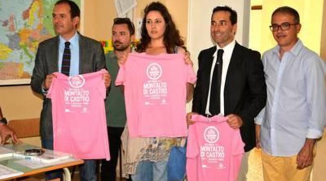 Il Giro d'Italia sponsorizza Montalto in 174 Paesi del mondo