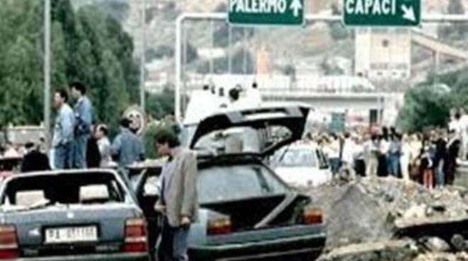 In ricordo della strage di Capaci, lunedì 25 maggio in Largo Giovanni Falcone