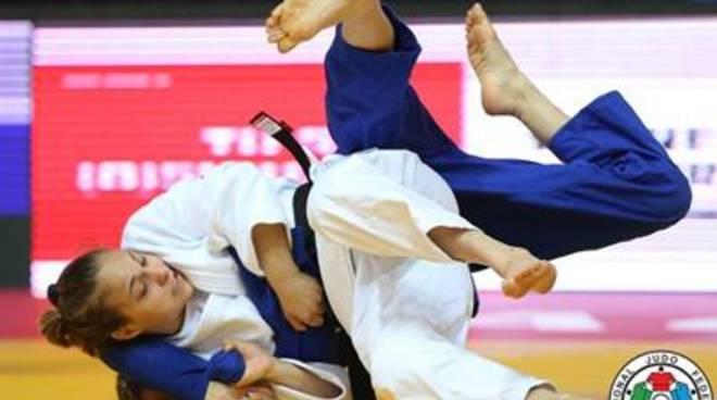Judo, Grand Prix di bronzo per Moscatt a Zagabria