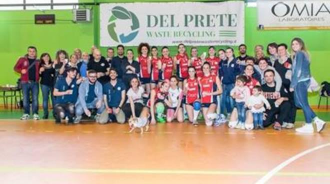L'Omia Volley 88 Cisterna cade a Palmi, ora a capofitto per preparare i play-off