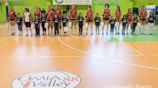 Omia Volley 88 Cisterna non ce l'ha fatta con il Pesaro