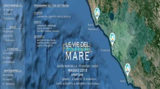 """Parte il progetto """"Le Vie del Mare… a Santa Marinella"""