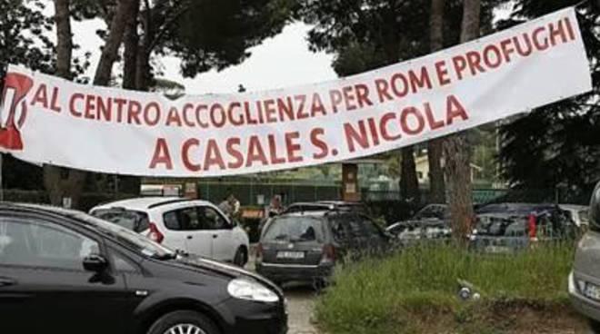 """Rifugiati, Santori: """"Marino e Alfano chiedano scusa"""""""