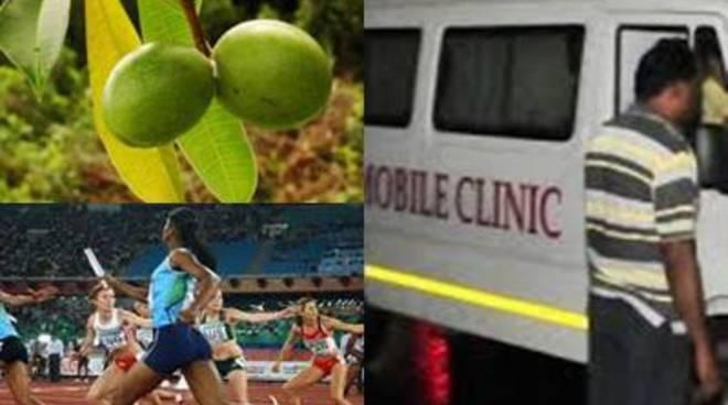 Tentato suicidio collettivo di quattro atlete indiane