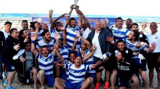 Terracina Beach Soccer e Consorzio Terracina d'amare, uniti e vincenti