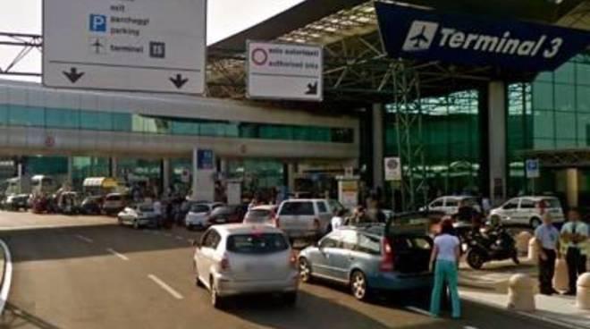 """Usb: """"A 5 giorni dall'incendio, ancoraricoveri presso le strutture sanitarie dell'aeroporto<br"""