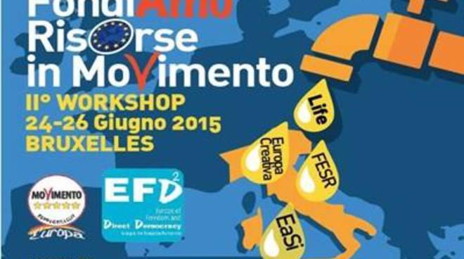Al via la seconda edizione del workshop sui fondi europei